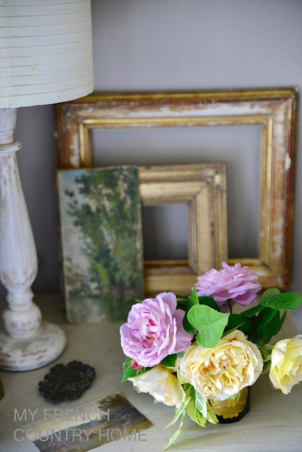 frames and flowers