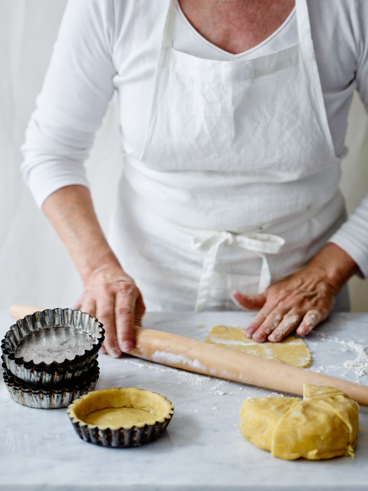 Pâte sucrée, The Cook's Atelier Cookbook- MY FRENCH COUNTRY HOME