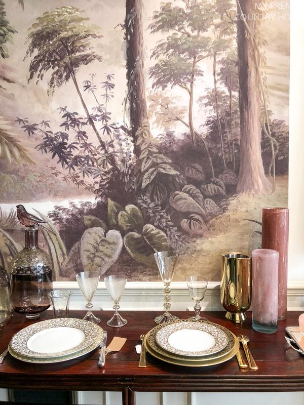 Tablescape Maison du Bac