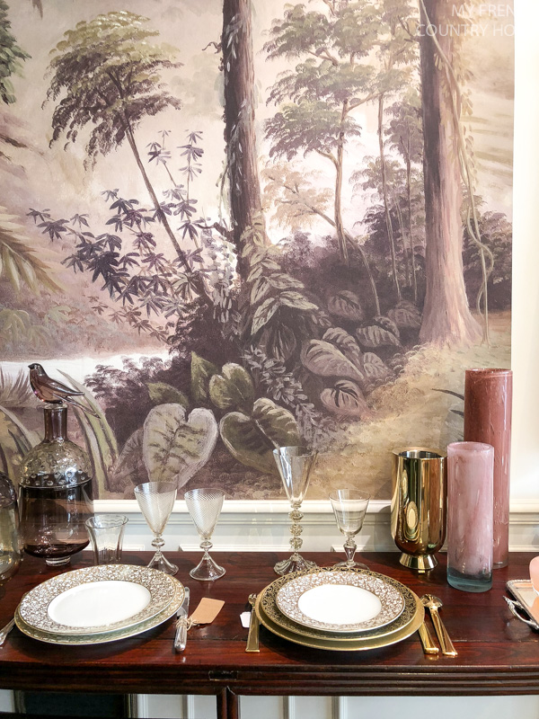 Tablescape, Maison du Bac- MY FRENCH COUNTRY HOME