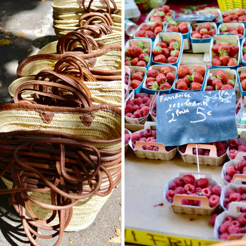 Summer markets- MY FRENCH COUNTRY HOME