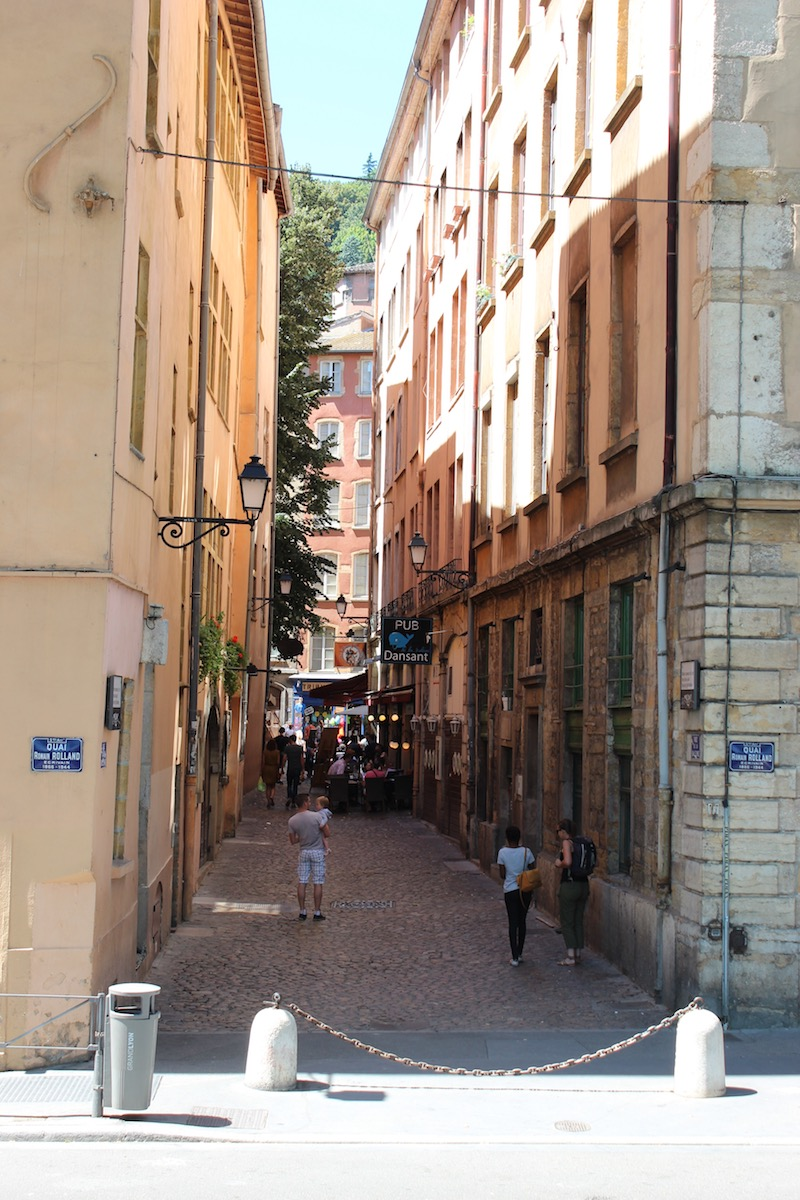 visiting lyon My French Country Home le vieux lyon