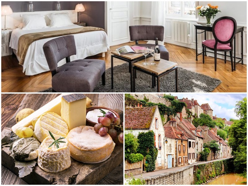 My French Country Home - Tours in France - Burgundy Tour