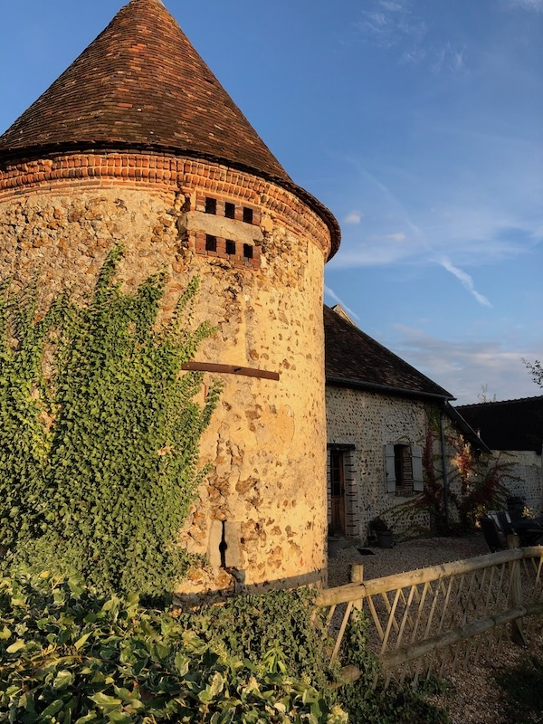 Domaine des Evis in Normandy