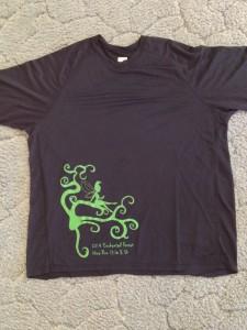 The Wine Run - T-Shirt