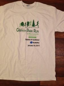 Griffith Park - T-Shirt