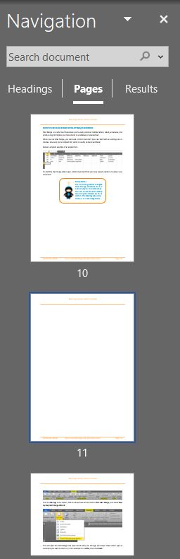 How To Add A Blank Page In Word : blank, Blank, Sharon's, Tutorials