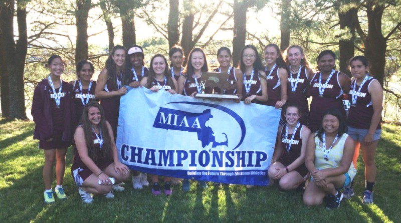 Girl's Tennis Team Wins 1st Ever State Championship