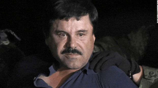 Notorious Drug Lord El Chapo Convicted in Federal Court