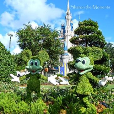 Walt Disney World Magic Kingdom Sharon the Moments Blog