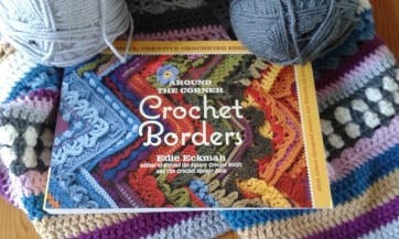 Crochet Borders book by Edie Eckman
