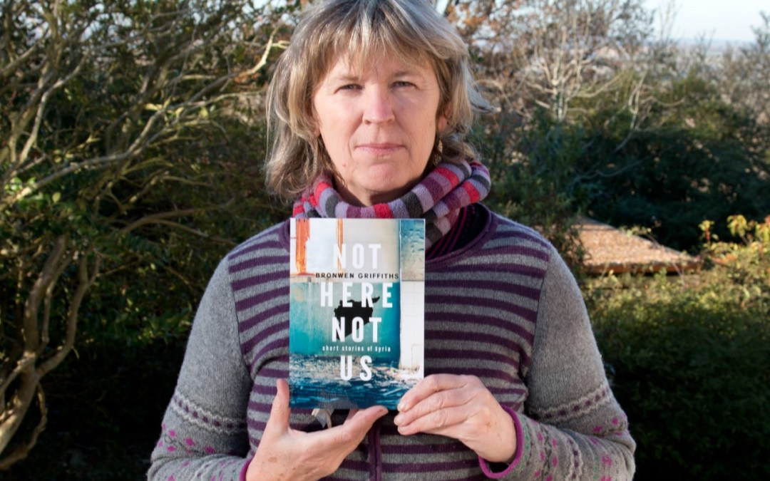 SYRIA, SOCIAL CONSCIENCE AND WRITING: THE BOOK DINER TALKS TO BRONWEN GRIFFITHS