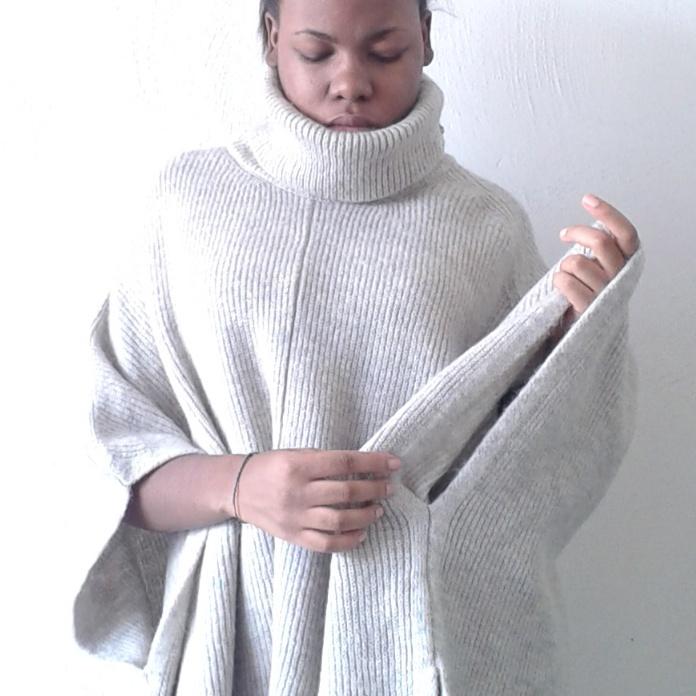 """"""" Bershka oversized knitwear  """""""