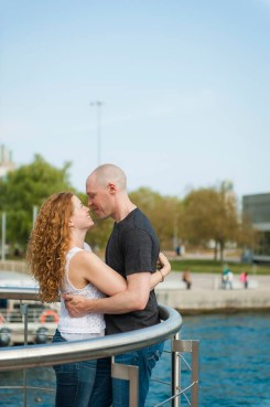 Amy & Tyler Engagement Session