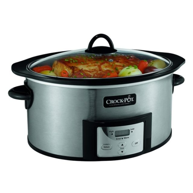 Slow Cooker with Stove-Top Browning