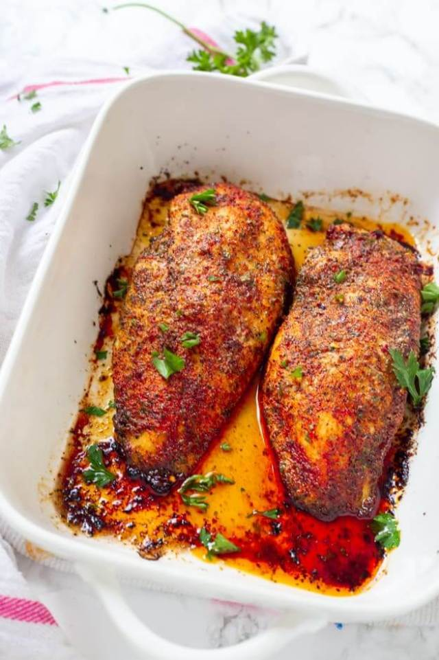 40 Easy & Healthy Chicken Breast Recipes to Make This Week ...