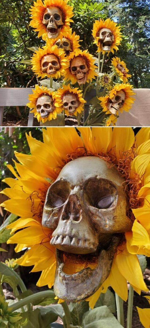 40 Easy DIY Halloween Decorations Perfect for Outdoor and