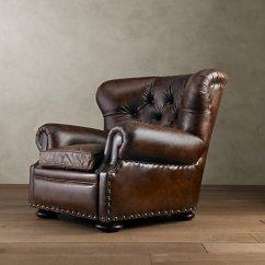 Wing Back Chair Recliner Raynor Ergohuman Furniture | Sharpe Look