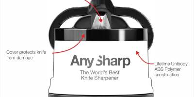 Global Knife Sharpener Review