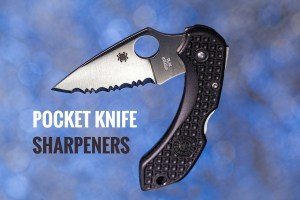 Pocket Knife Sharpeners
