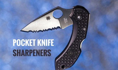 Pocket Knife Sharpeners