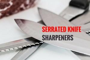 serrated knife sharpeners