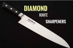 diamond knife sharpeners