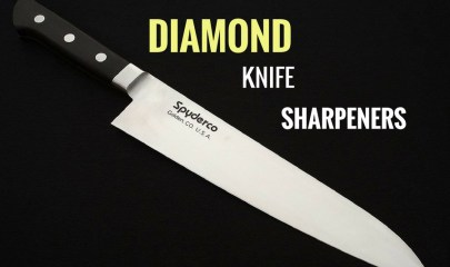 diamond knife sharpeners