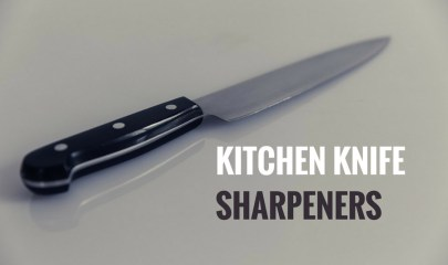 kitchen knife sharpeners