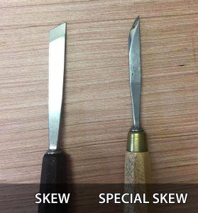 Skew vs. Special Skew
