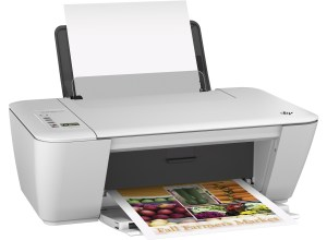HP 2540 image