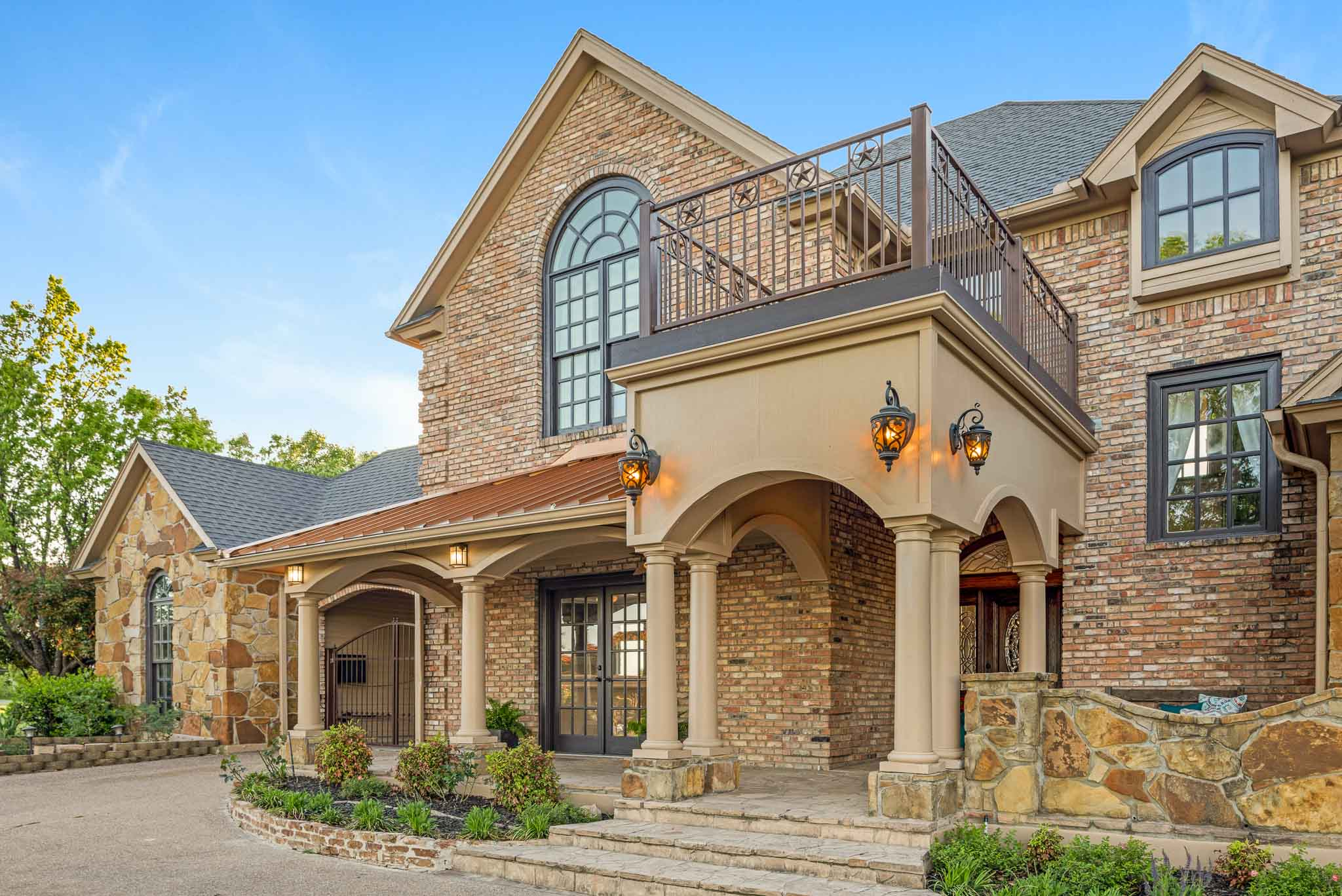 Fort Worth home for sale near, traditional architecture
