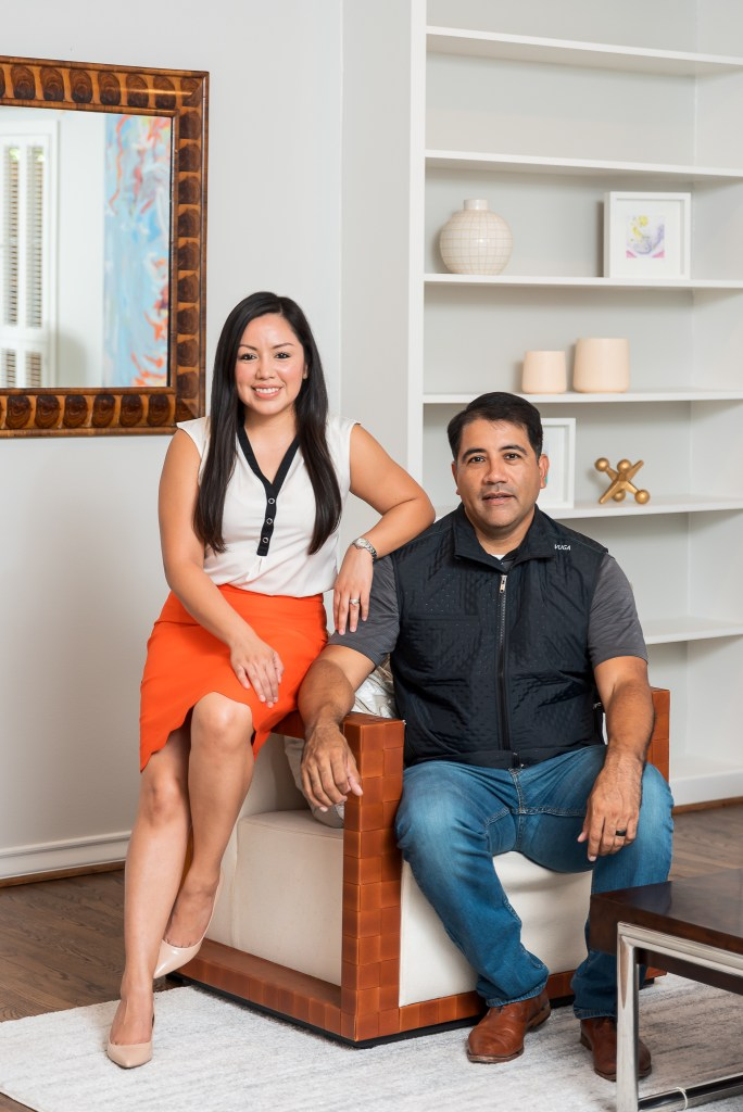 Jaime and Guadalupe Garza are owners and co-founders of Sharp Frame Media