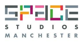 Space Studios Manchester - Brand Assets_SSM - Logo on white