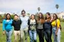 2013 SHARP Scholars with Coordinator, Liz