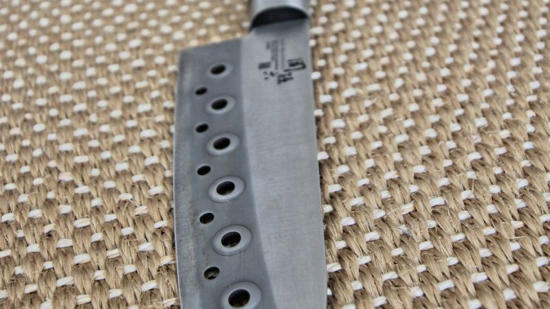 KAI Seki Magoroku 2000ST AB-5251 Perforated Knife