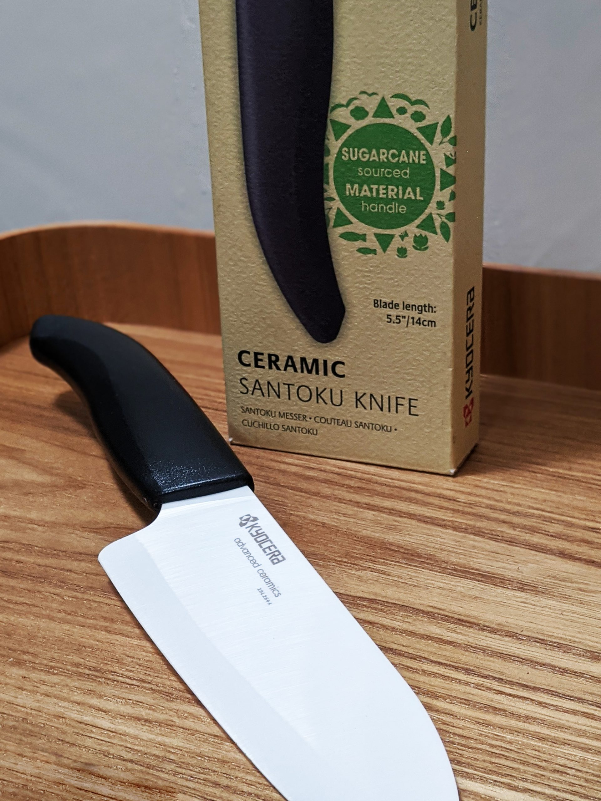 Kyocera launches Bio Series ceramic knives for eco-conscious cooks.