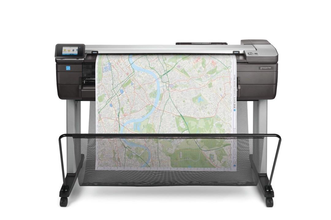 HP DesignJet T830mfp