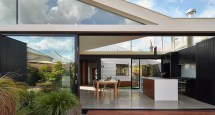 Glass House Modern Addition