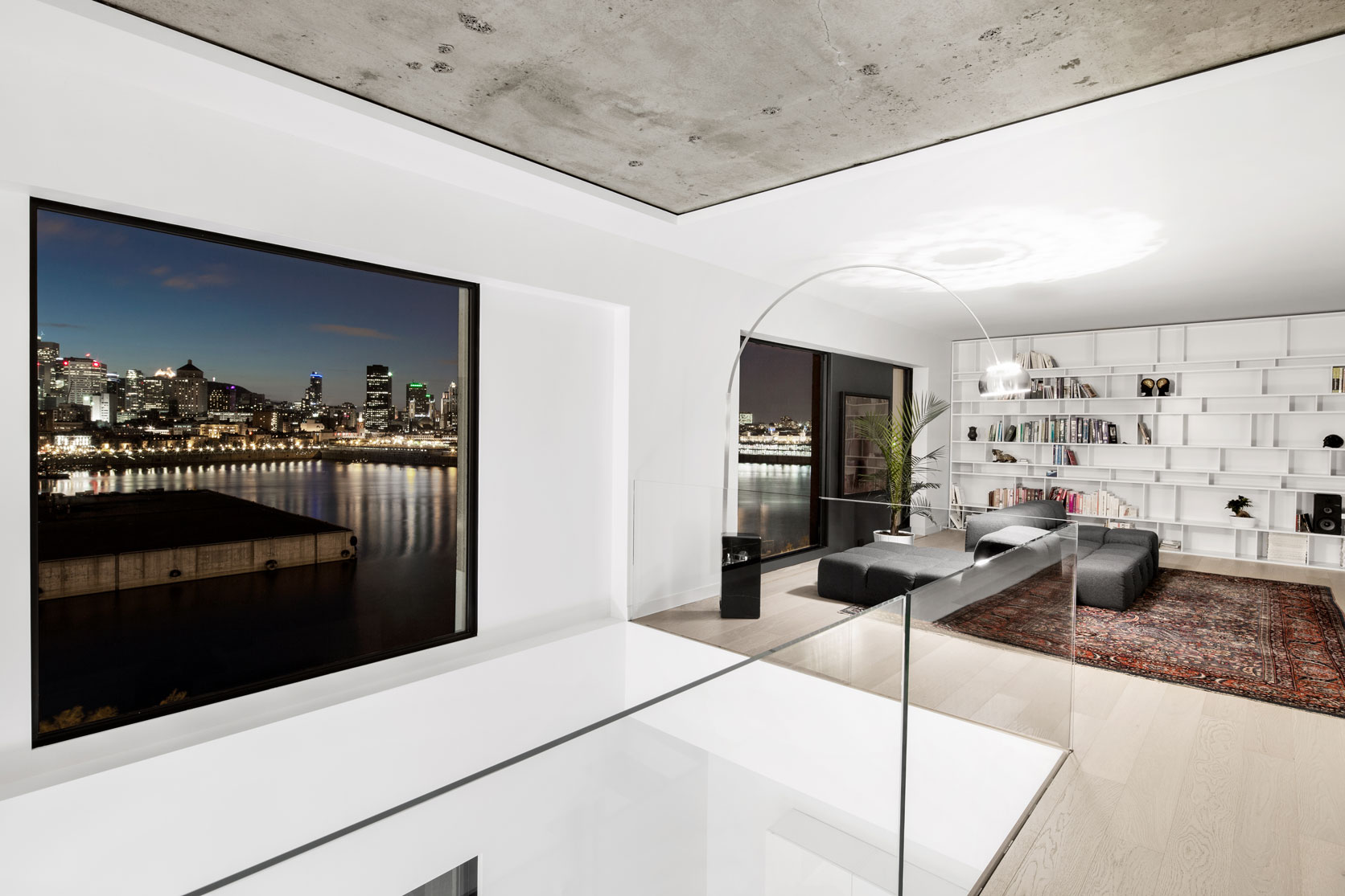Take a Look Inside Habitat 67s Newly Renovated Penthouse