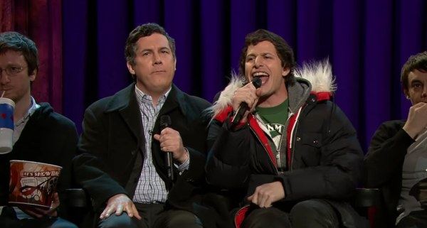 Relive Andy Samberg And Chris Parnell Lazy Sunday