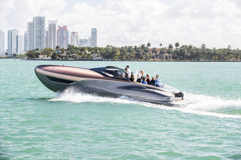 Lexus First Yacht Prototype Is Worth Freaking Out Over