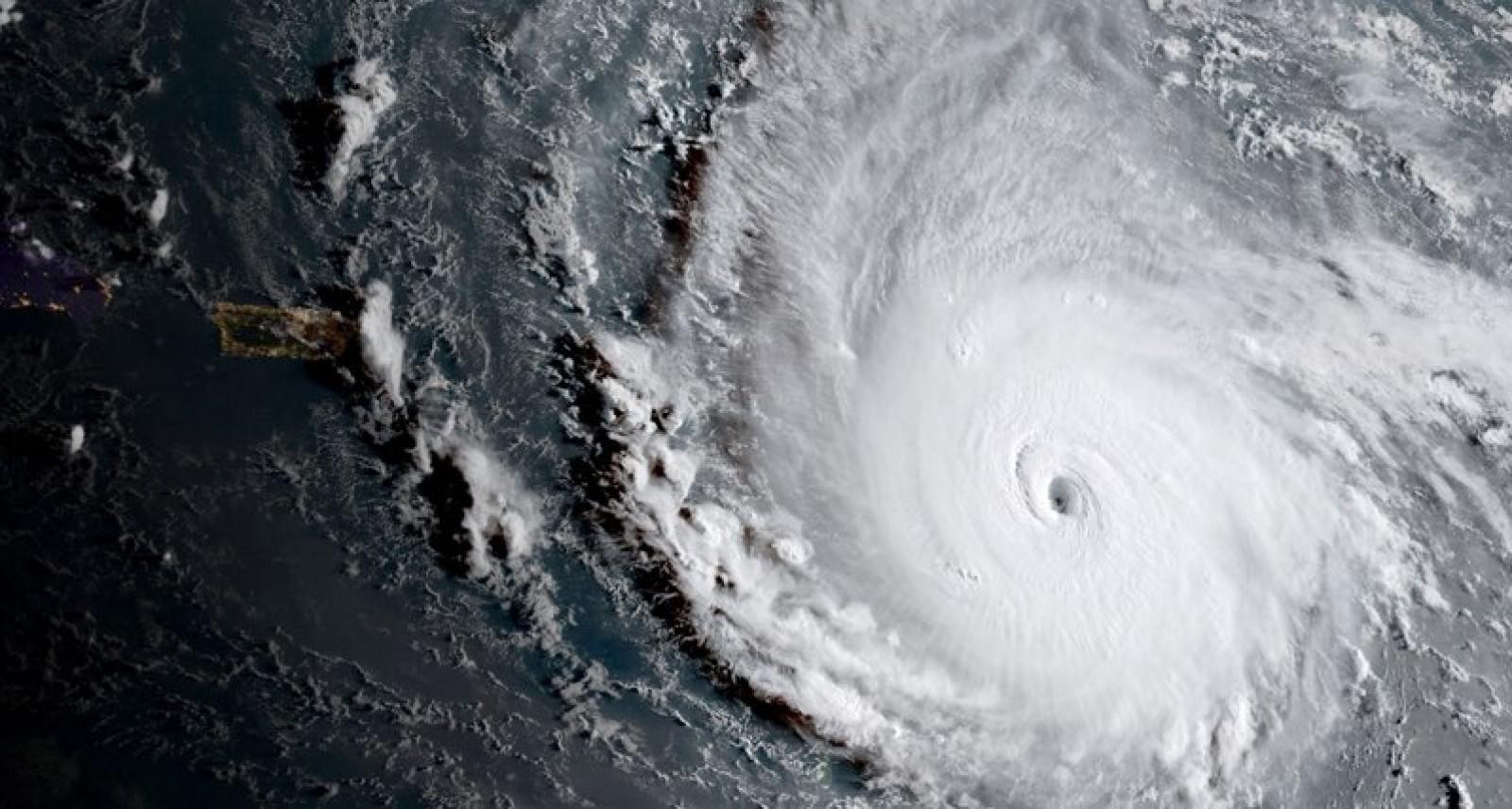 hurricane irma is now