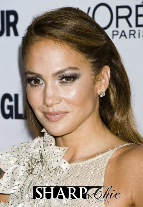 jennifer lopez make up jewellery