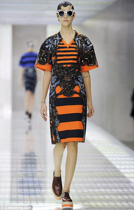 prada 2011 catwalk creeper