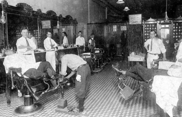 Barbershop Shave - Sharpologist