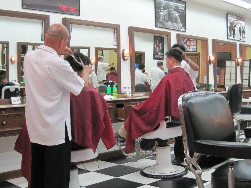 4 Modern Day Barber Shops With Vintage Style Sharpologist