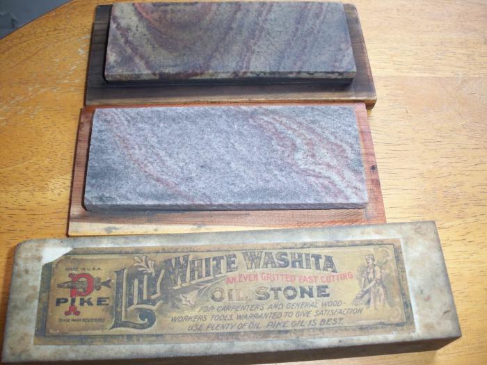 Washita Arkansas Stone
