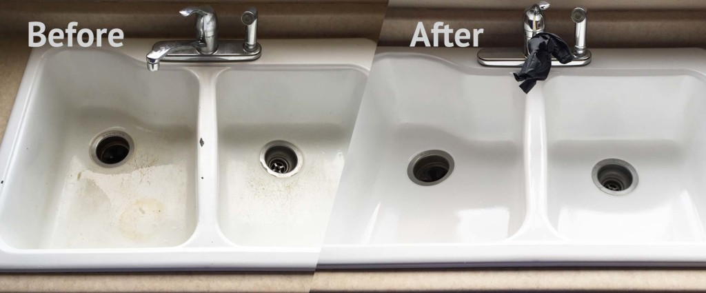 refinish kitchen sink black lowes we sinks made of porcelain cultured marble and acrylic