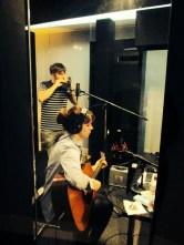 Yellowcake recording in Amsterdam